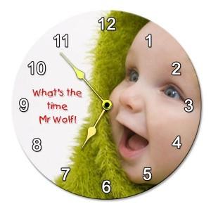 orologi da parete personalizzati
